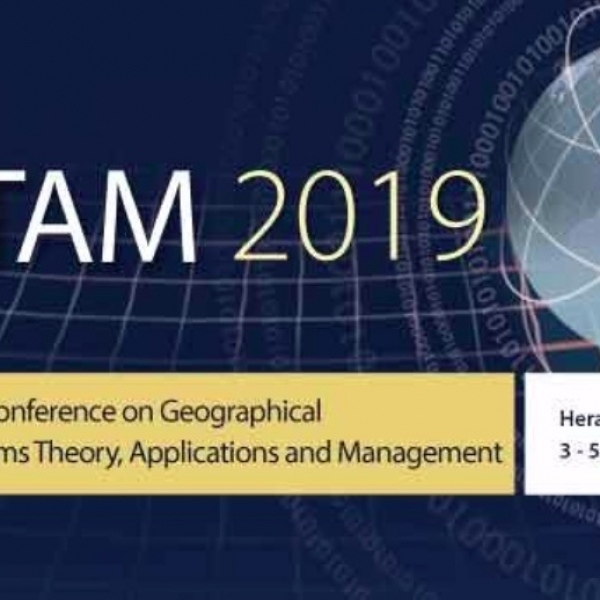 GISTAM 2019 Conference Announcement