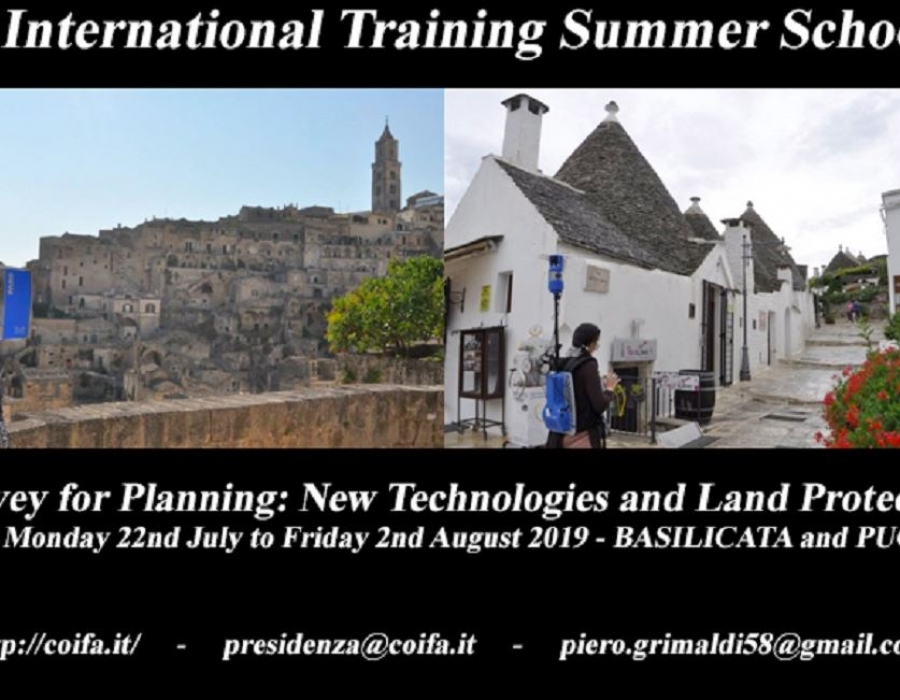 10th International training summer school in Survey