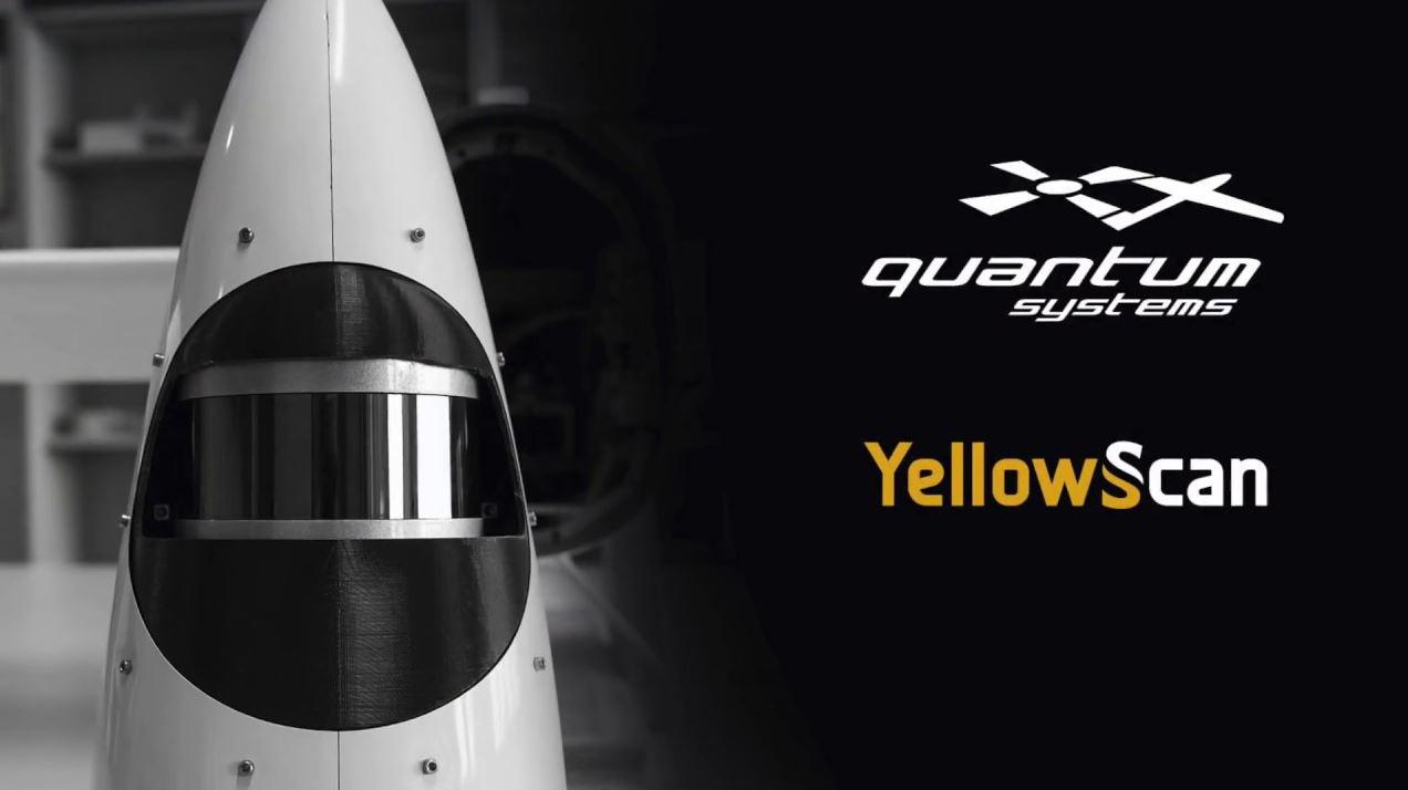 quantum yellowScan