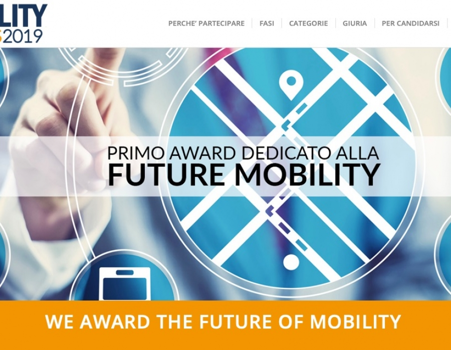 IoMOBILITY Awards 2019 - We Award The Future Of Mobility