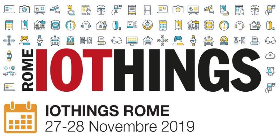 IOThings Rome, l'evento di riferimento per la Digital Transformation of Things