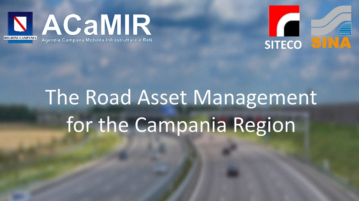 The Road Asset Management for the Campania Region